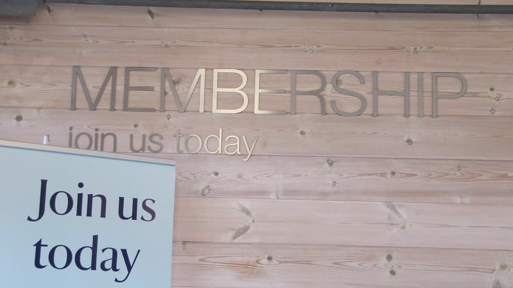membership join us today signs at national trust shop su flickr. Black Bedroom Furniture Sets. Home Design Ideas
