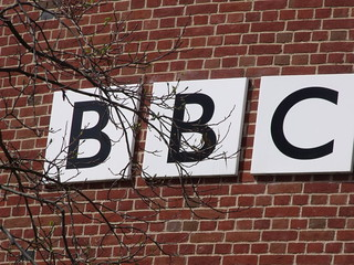 BBC East - Norwich - sign | by ell brown