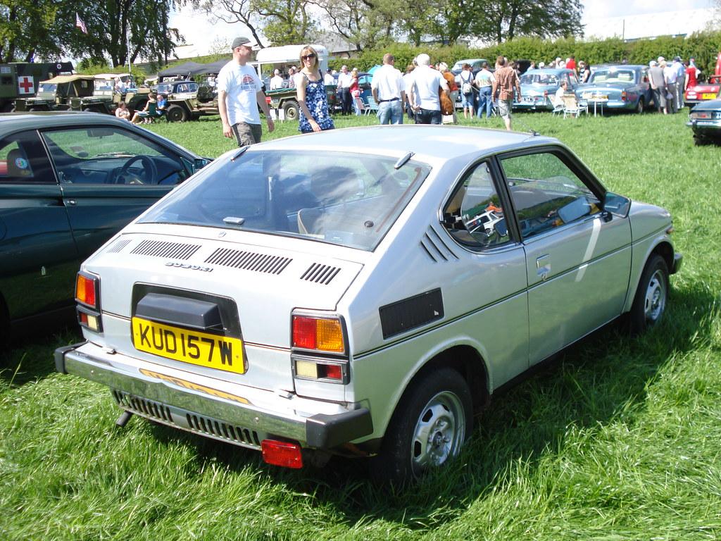The First Car >> 1980 Suzuki SC100 Whizzkid | Ultra-rare Suzuki at the Strath… | Flickr