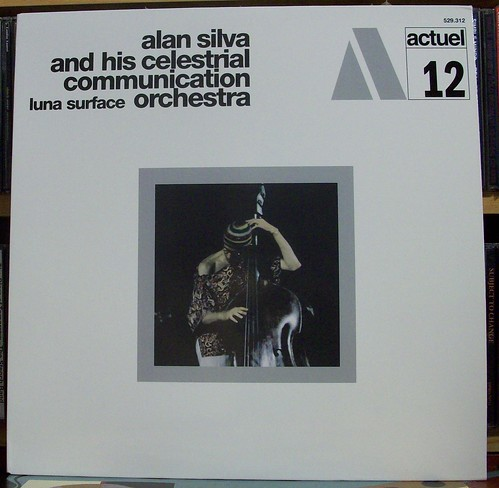Alan Silva and Celestrial Communication Orchestra Seasons