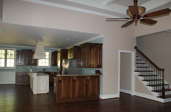 The Whitney Donald A Gardner Architects Inc Kitchen