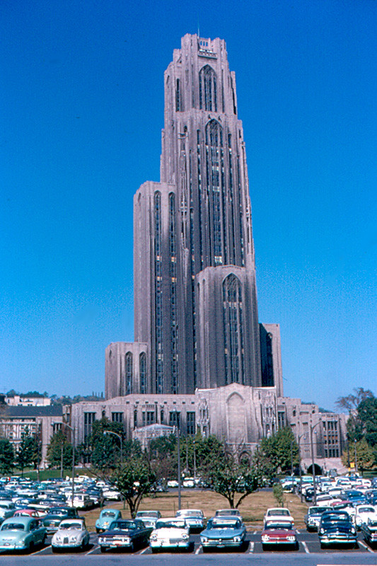 University of Pittsburgh - Cathedral of Learning | The ...