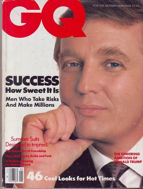 GQ MAY 1984