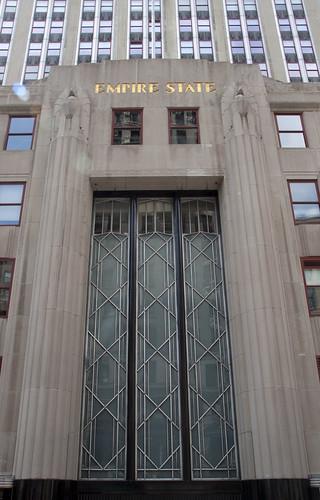 New York Lobby Building  Simple Drab