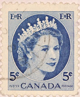 Canada Stamp | by DrPhotoMoto