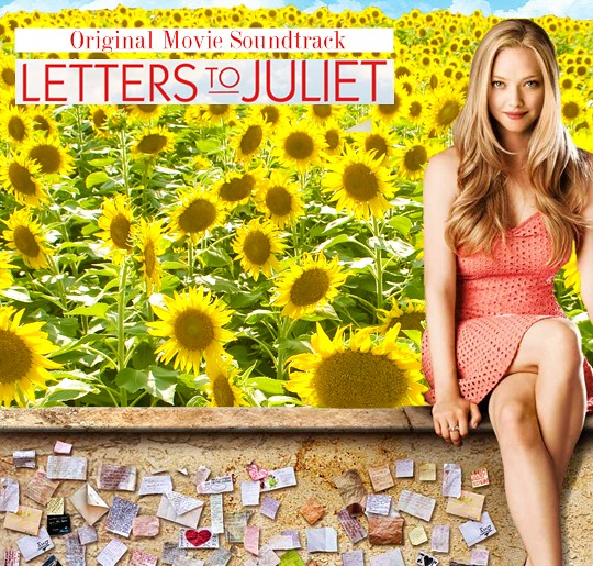 Original Movie Soundtrack Letters To Juliet