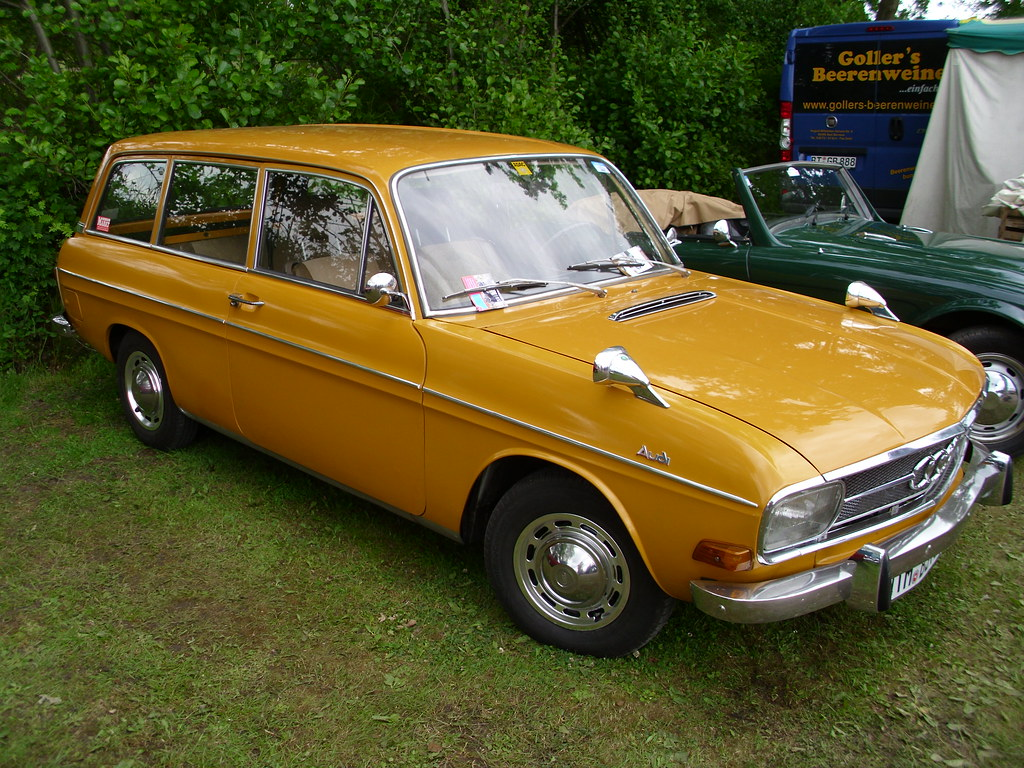 Audi 60 Variant 1968 72 1 Bockhorn 2010 Hog
