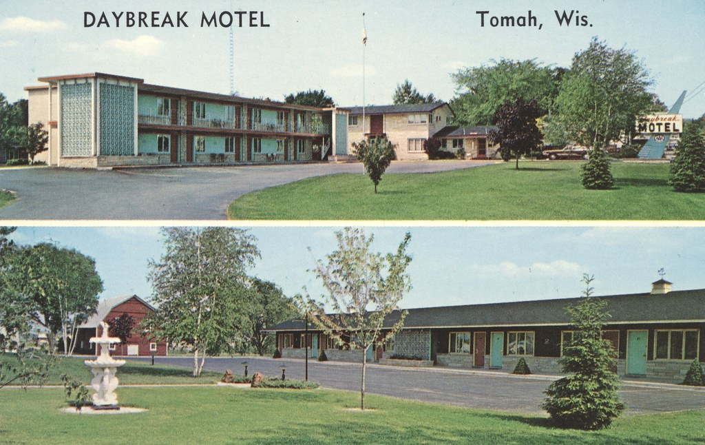 Daybreak Motel - Tomah, Wisconsin
