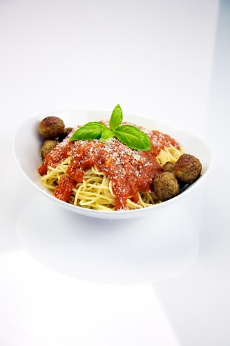 Spaghetti with Meatballs 01 | by TheCulinaryGeek