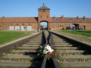 The Selection - Auschwitz II Birkenau Entrance | by Hard-Rain
