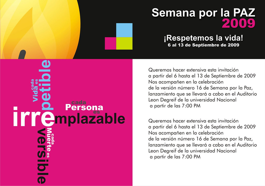 Tarjeta Invitacion Re Tiro Libardo Ramirez Flickr