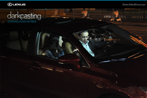 Lexus darkcasting: Whitney Cummings and Brian Solis | by b_d_solis