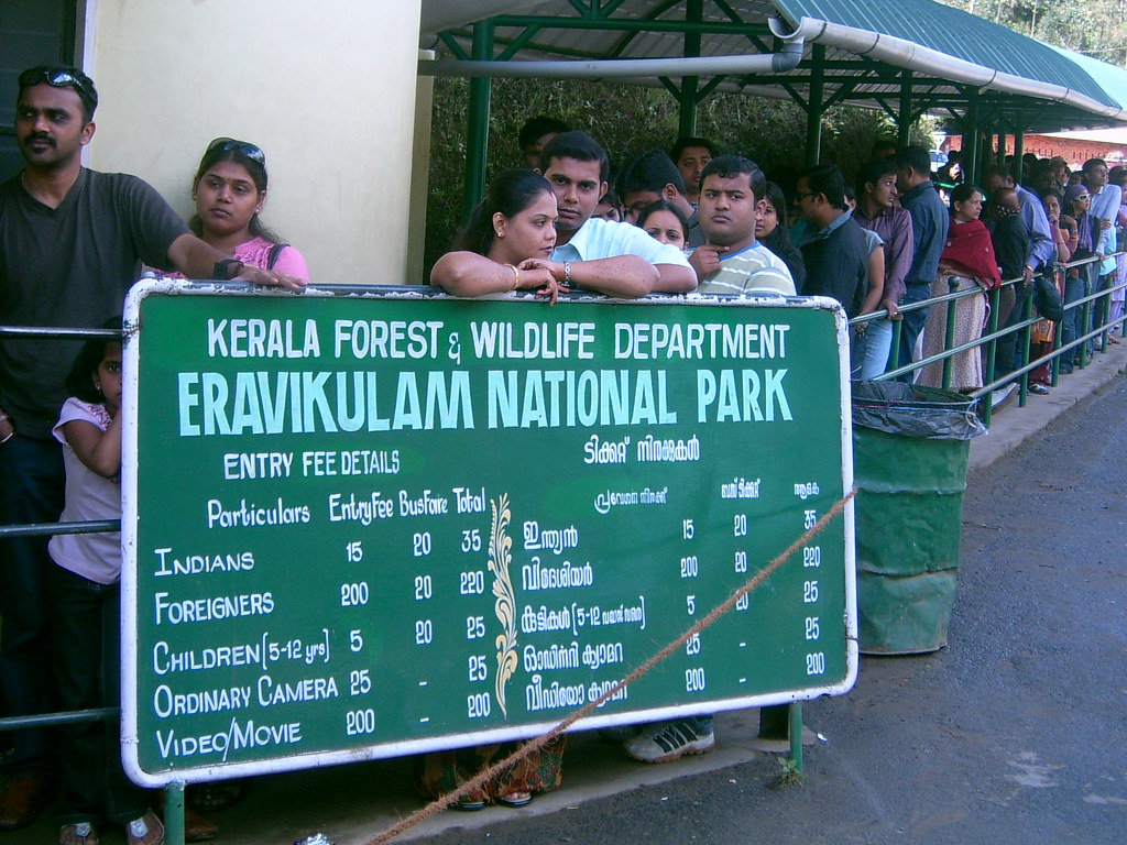 Eravikulam National Park Wiki Eravikulam National Park