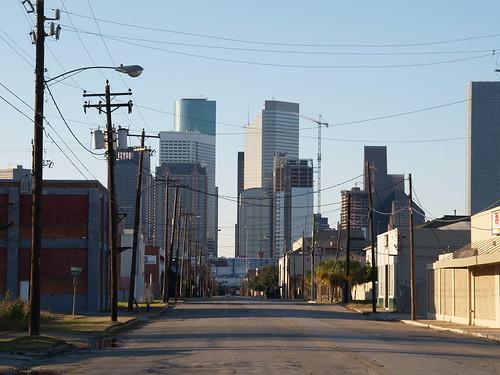 Down The Street Houston