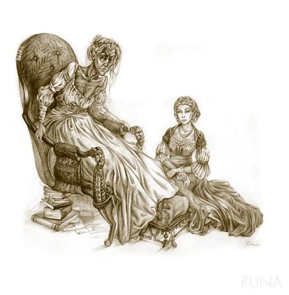 Great Expectations, 'Miss Havisham and Estella' (2009 ...