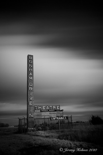 Bonham drive in, Bonham,TX | by ir guy