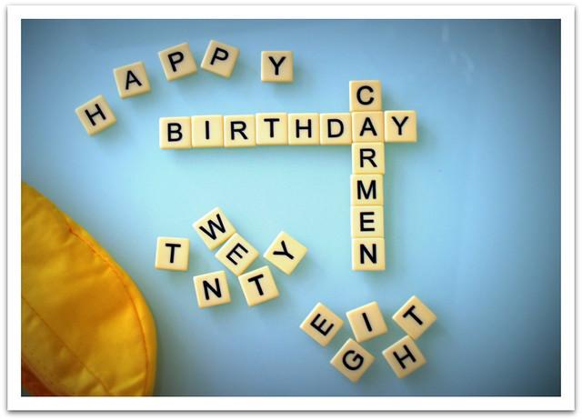 Happy birthday carmen flickr - Happy birthday carmen images ...
