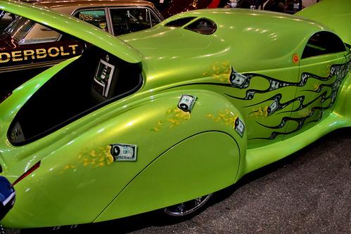 Billion Dollar Car