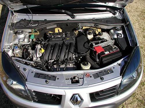 Gnc Motor Sandero 1 6 16v K4m Blog Sandero Flickr