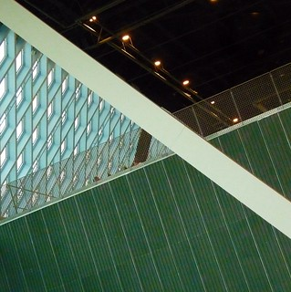 seattle public library #12  / diagonal intersections | by msdonnalee