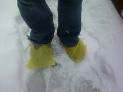 Paul's snow boots | by claudinehellmuth