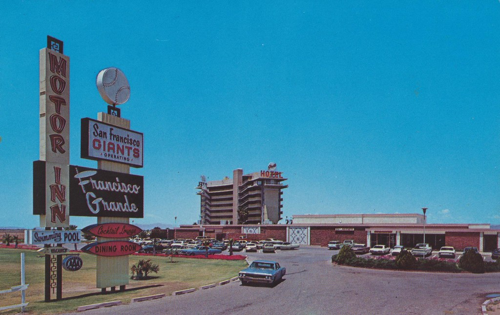 Francisco Grande Hotel and Motor Inn - Casa Grande, Arizona