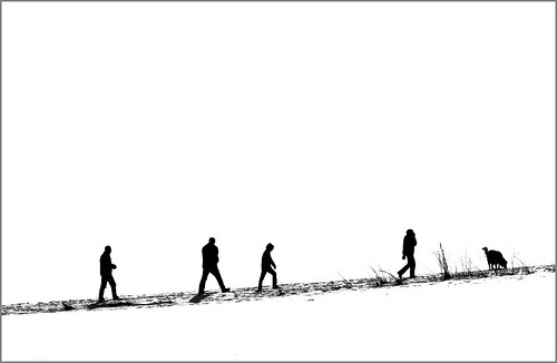 I walk the line | by RainerSchuetz