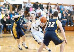 Men's Basketball vs. Corban College 1 | Tyler Mendezona ...