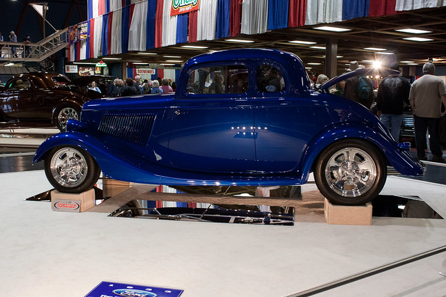Cal Expo Car Show Autorama