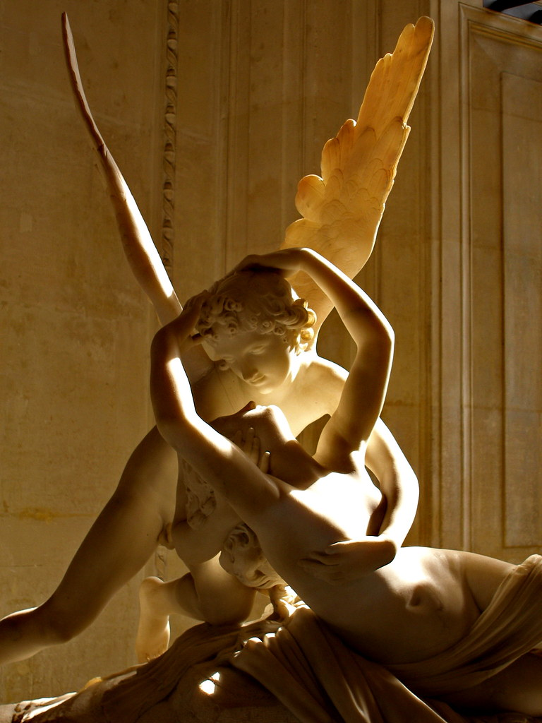 The Charming Myth of Eros & Psyche - Ancient Greece