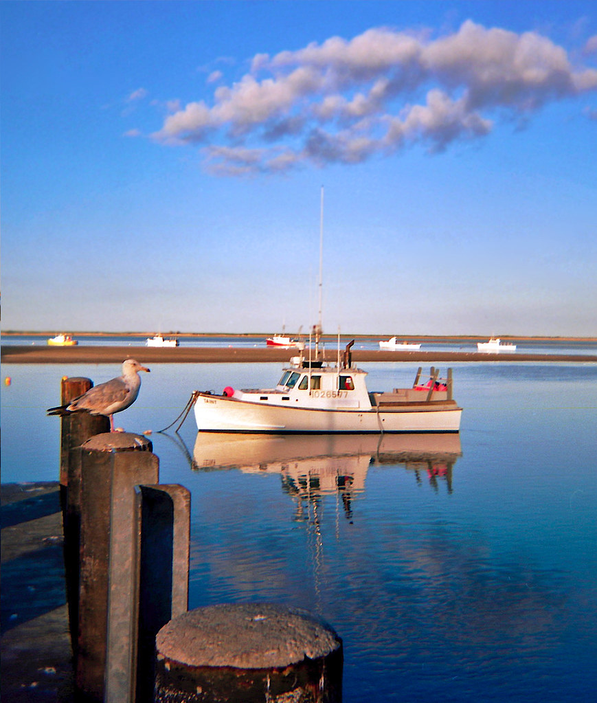 Chatham, Cape Cod Fish Pier