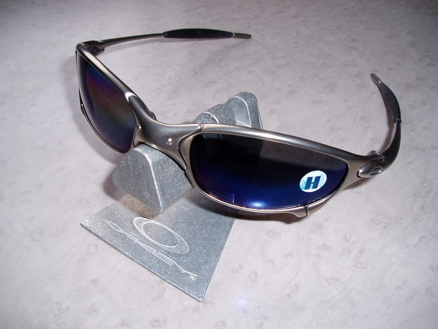 Oakley Juliet® Plasma w Ice Iridium Polarized   Oakley Julie…   Flickr bcc6130900