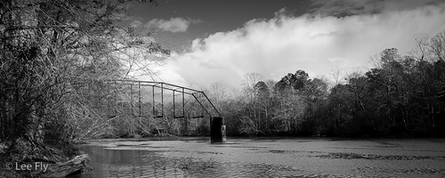 Jones Bridge | by flytography.me