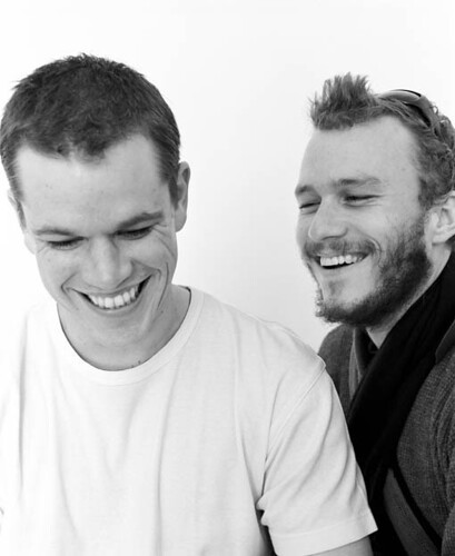 Heath Ledger, Matt Damon | by vihmalaps1