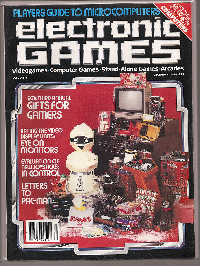 Electronic Games Magazine #22 December 1983 | From my ...
