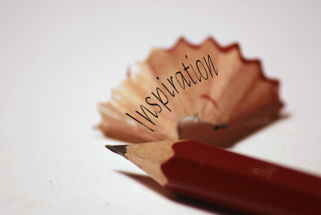 finding inspiration for creative writing
