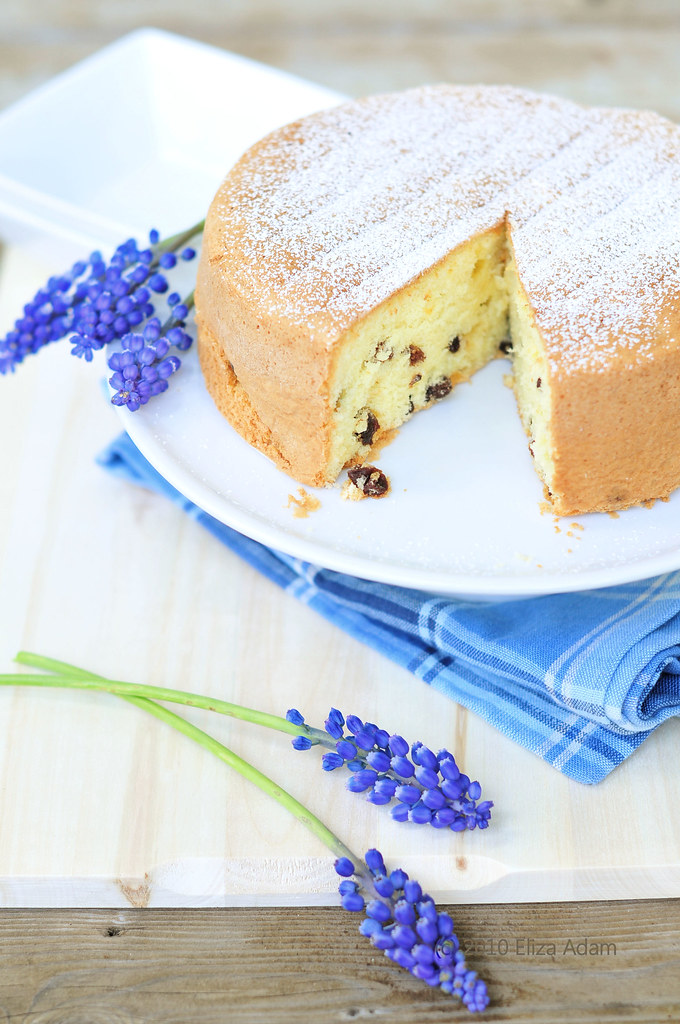 Rum Sponge Cake Recipe Easy