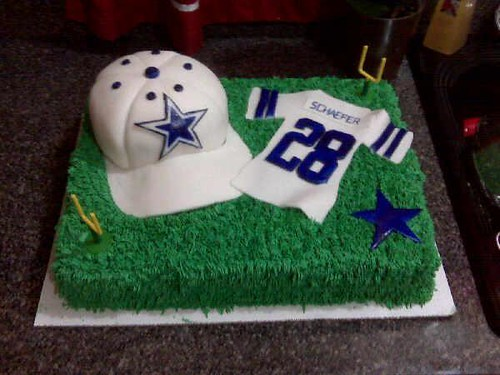 Dallas Cowboys Cake Pan