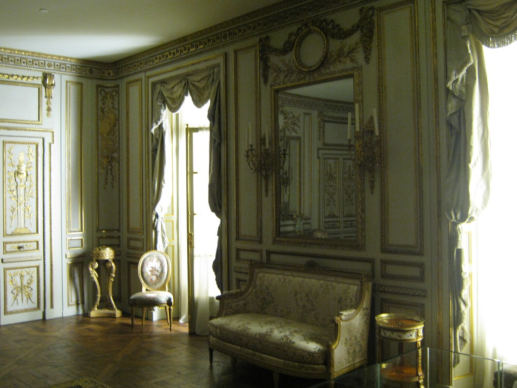 Period room room from the hotel de cabris grasse flickr for Period hotel