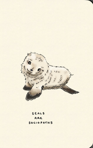 seals are sociopaths | by sween
