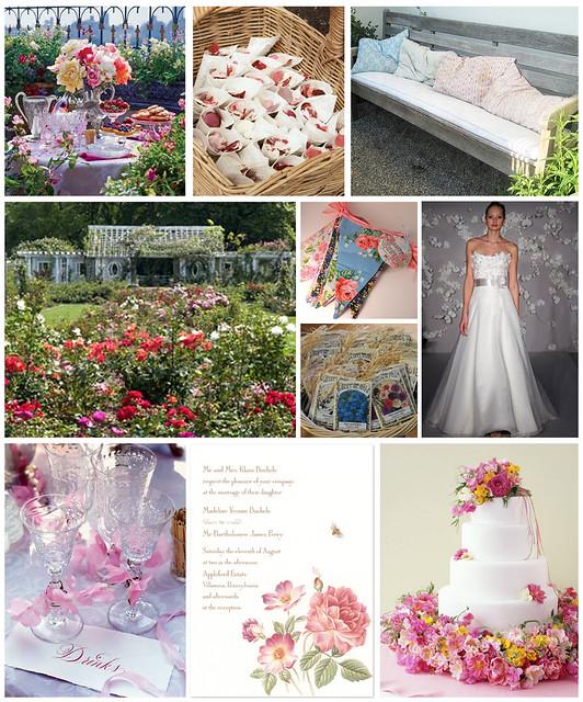 English Garden Wedding: English Garden Wedding