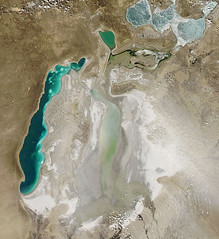 Aral Sea Dust Storm | by NASA Goddard Photo and Video