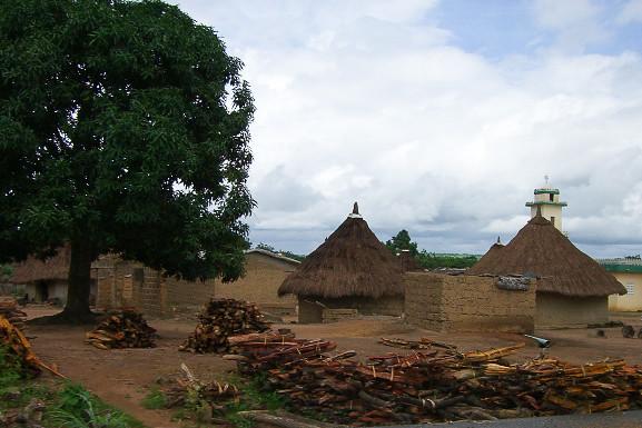 paysage ivoirien 7 c te d 39 ivoire 2006 guillaume ferreux flickr. Black Bedroom Furniture Sets. Home Design Ideas