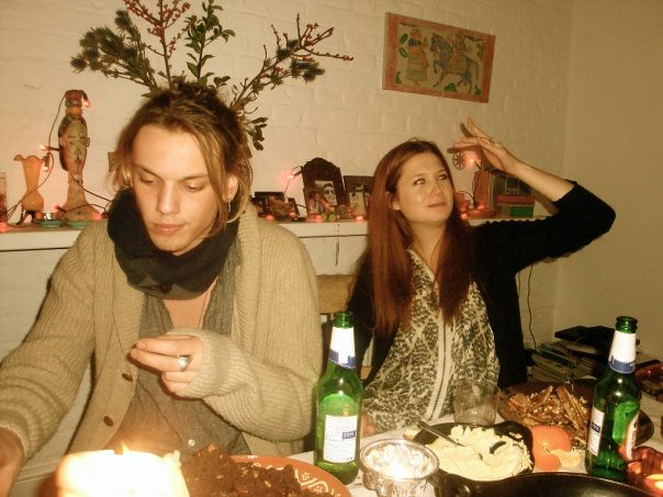 Jamie Campbell Bower and Bonnie Wright | Their dating ...