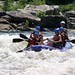 Rafting on the Cheat - Aug 2009