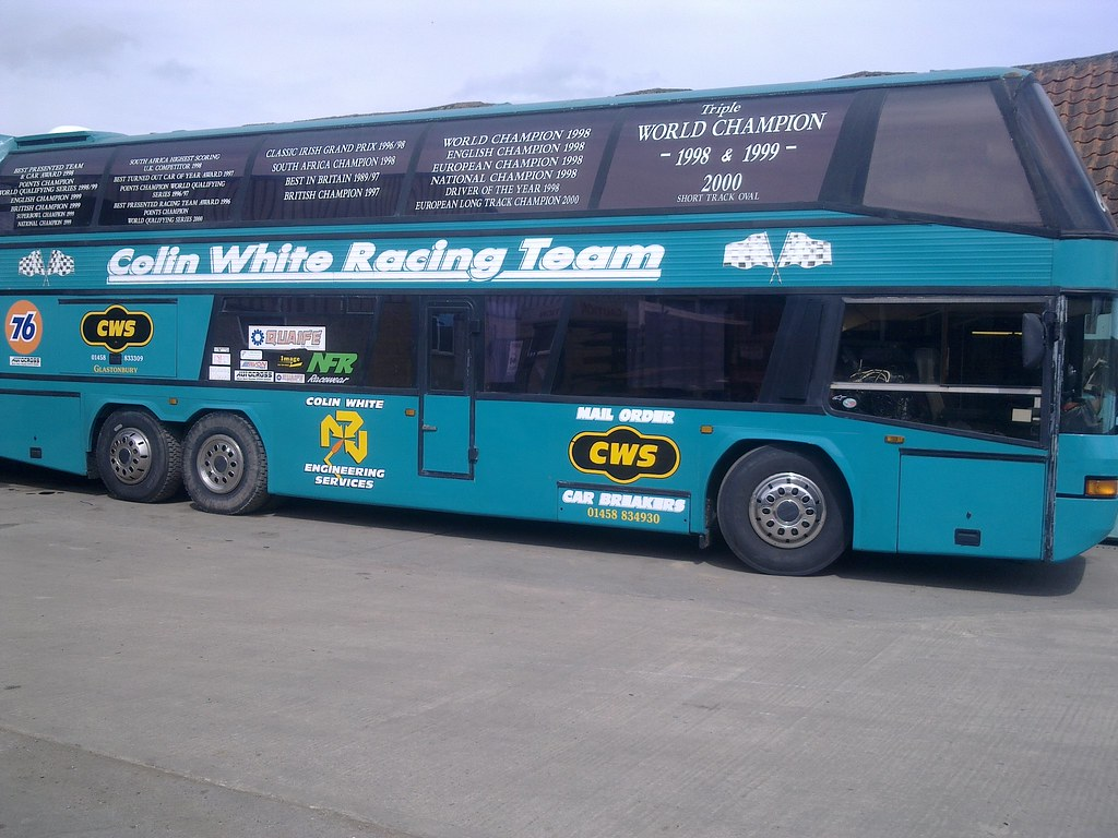 Neoplan Skyliner Race Transporter C219 Mds This Is A