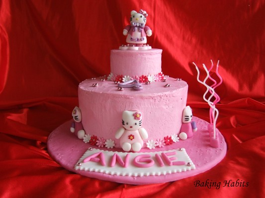 Images Of Cake For Niece : My nieces birthday cake Claire Flickr