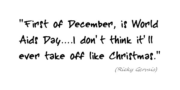 Ricky Gervais Quote Comedian Joke Here Is A Brilliant Ga Flickr