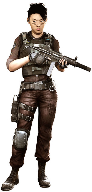 Rose Online Soldier Skill Build