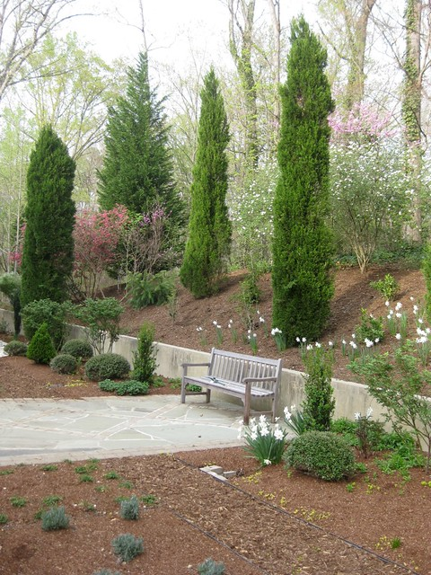 i redesigned my garden!